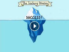 The iceberg illusion! (((Video)))