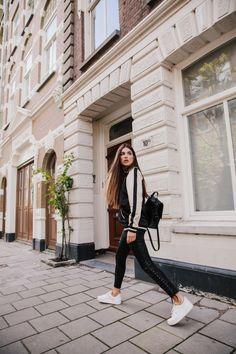 Повседневный шик: 10 образов от фэшн-блоггера Негин Мирсалехи