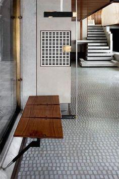 Carlo Scarpa--Negozio Olivetti, 1957-58 | Piazza San Marco. Restauro (2011) FAI (Fondazione Ambientale Italiano) |