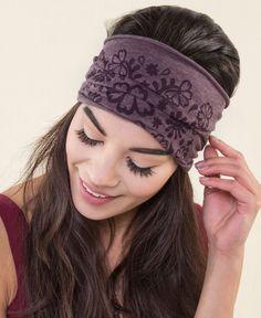 Plum Blossom Boho Headband Boho Headband 9f307ecdba6e