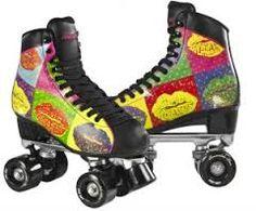 Resultado de imagen de patines roller love kiss