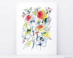 Znalezione obrazy dla zapytania flowers art