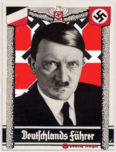 dolf Hitler Propaganda.   Schöne Farben und eine warme Optik. - Beautiful colors and a warm look.