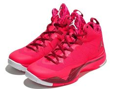 big sale 470d9 12cb2 Jordan Super.Fly 2 Think Pink Gym Red. Buracke DANXI · Blake Griffin Shoes