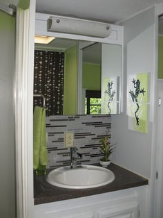 modern rv  design ideas for bathrooms