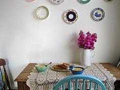 crochet et turquoise