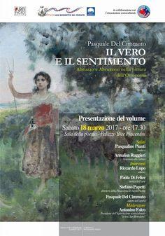 A San Benedetto la presentazione de Il vero e il sentimento  Abruzzo e abruzzesi nella pittura dellOttocento