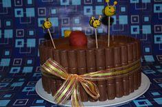 Millas Kitchen: Winnie Pooh-Torte