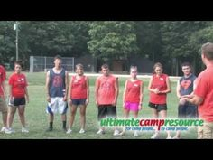 People to People Ice Breaker - Ultimate Camp Resource - YouTube.... Similar to vertical twister