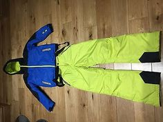 Children's ski #snowboard jacket & trousers set age #13/14 #**excellent condition,  View more on the LINK: http://www.zeppy.io/product/gb/2/371859109225/