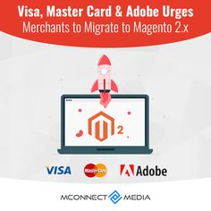 Magento 1.X EOL deadline is already crossed ⚠️ & thousands of online eCommerce stores running on #Magento1. 🛒 After PayPal, Now Visa, Master Card & Adobe Urges Merchants for #Magento2Migration.👨💻 Read more: End Of Life, Read More, Ecommerce, Adobe, Letters, Running, Cards, Racing, Cob Loaf