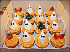 Halloween Cupcakes I www.sweetundstyle.blogspot.de