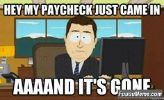Every Single Payday