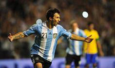 Ignacio Scocco ~ Newell's Old Boys / Selección argentina
