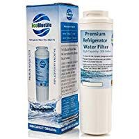Ecobluelife Replacement Water Filter Compatible With Maytag Ukf8001 Edr4rxd1 4396395 Pur Filter 4 Ke In 2020 Water Filter Refrigerator Water Filter Water Filter Review