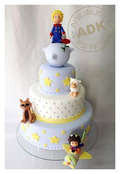 The Little Prince cake!