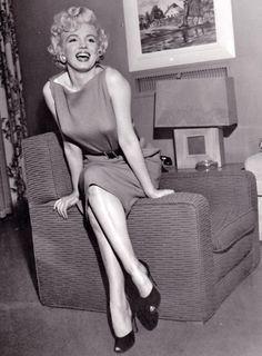 Marilyn Monroe ♥ 1956