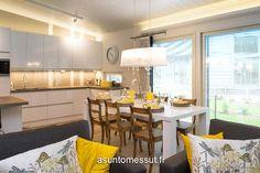 17 Hailuoto 177 - Olohuone, keittiö, ruokailutila