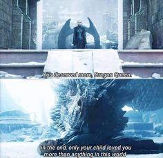 Daenerys Targaryen and Drogon - Series Quotes Game Of Thrones Dragons, Got Dragons, Got Game Of Thrones, Game Of Thrones Funny, Emilia Clarke, Winter Is Here, Winter Is Coming, Deanerys Targaryen, Daenerys Targaryen Art