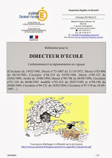 Maternelle et Direction de yann: Direction
