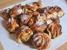 Scandinavian Food, Fika, Pretzel Bites, Cake Recipes, Food Porn, Tasty, Favorite Recipes, Sweets, Bread