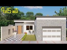 Home Projects, Pergola, Garage Doors, Outdoor Structures, Outdoor Decor, Youtube, Angel, Home Decor, House Template