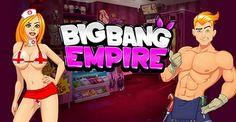 Big Bang Empire Hack na Banknoty i Diamenty 2017