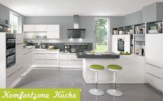 Ergonomische Küchen: Für Mehr Komfort In Der Küche   Kücheu0026Co