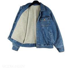 Jacket - Denim classic