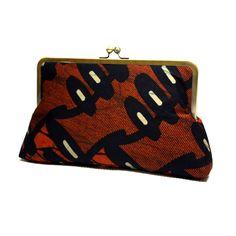 Ankara clutch by urbanknit #urbanknit #handmade #ankara #clutch #africanfashion #handbag #purse  www.urbanknit.com