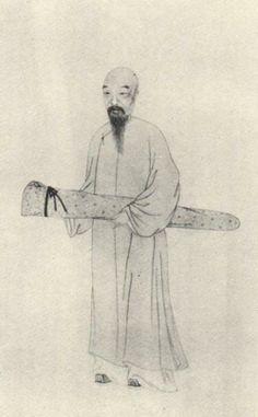 Qin player