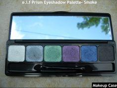 e.l.f Prism Eyeshadow Palette-Smoke