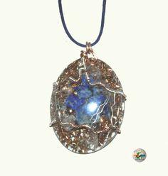 Orgonit lapis lazuli