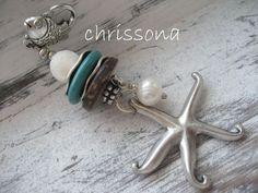 Anhänger Seestern von chrissona auf DaWanda.com