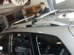Miami Center - Wingbar Edge Thule - Subaru Forester