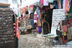Loja de artesanato em Chefchaouen