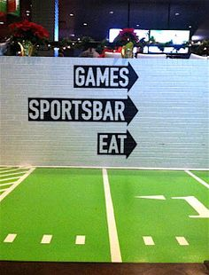 The Burgh, Exposed: Dave & Busters Sports Bar Sneak Peek