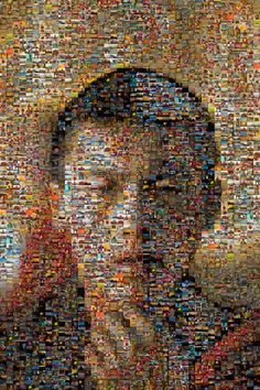 Mosaic created from photstream with Mosaickr.com by Feng Zhong