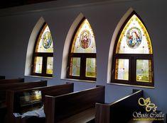 Kirchen, Mirror, Furniture, Home Decor, Glass, Leaded Glass Windows, Stained Glass, Homemade Home Decor, Drinkware