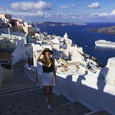 Dreaming of being back here #Santorini