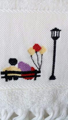 Wedding Embroidery, Embroidery Kits, Cross Stitch Embroidery, Cross Stitch Patterns, Embroidery Designs, Cactus Cross Stitch, Cross Stitch Heart, Palestinian Embroidery, Embroidery For Beginners