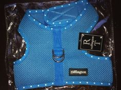 Ruffington Mesh Velcro Dog Harness Medium >>> Check this useful article by going to the link at the image. #DogHarnesses