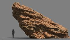 ArtStation - My rock collection - Alen Vejzovic 3d Texture, Stone Texture, Rock Games, Fantasy Art Landscapes, Figure Drawing Reference, Game Concept Art, Stone Veneer, Best Rock, Rock Collection