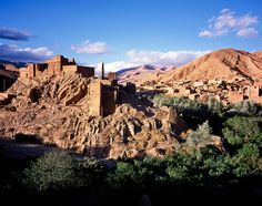Ait Ali Kasbah Dades Gorge Morocco