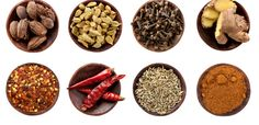 15 top Anti-Inflammatory Herbs & Spices - 1) Black Pepper 2) Basil 3) Cardamom 4) Cayenne 5) Chamomile 6) Chives 7) Cilantro 8) Cinnamon 9) Cloves 10) Garlic 11) Ginger 12) Parsley 13) Nutmeg 14) Rosemary 15) Turmeric
