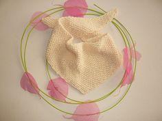 Halstuch Kleinkind Baby gestrickt von ellyshop auf DaWanda.com