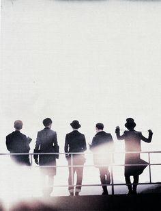 SHINee ♡ Onew, Jonghyun, Key, Minho, and Taemin