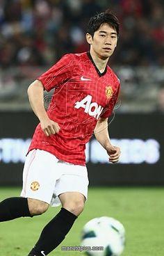 Shinji Kagawa. He is the greatest soccer hero of Japan.