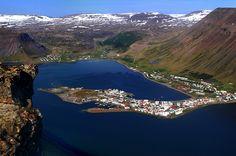 So I finally find place where I wanna spend rest of my life, Isafjörður