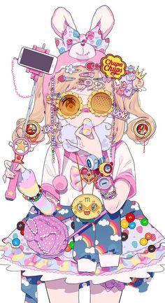 October 12 2019 at Kawaii Anime Girl, Kawaii Art, Anime Art Girl, Manga Art, Cartoon Kunst, Cartoon Art, Anime Chibi, Kawaii Drawings, Cute Drawings